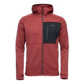 Black Diamond M Factor Hoody Red Oxide-Black-20