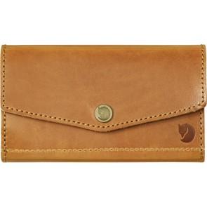 FjallRaven Bullet Case Leather Cognac-20