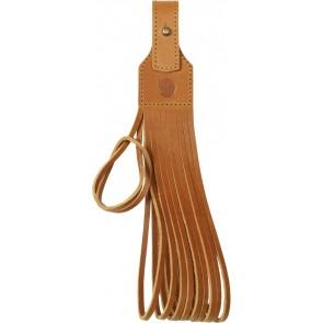 FjallRaven Game Strap Leather Cognac-20