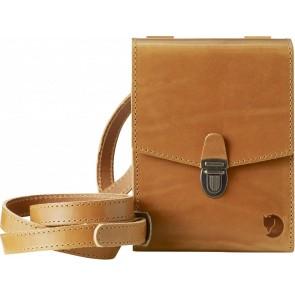FjallRaven Sarek Bino Bag Leather Cognac-20