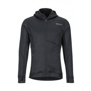 Marmot Dawn Hoody Black-20