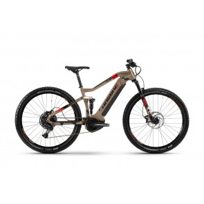Haibike SDURO FullNine 4.0 i500Wh 12-G SX 20 HB YSTS sand/red/black-20