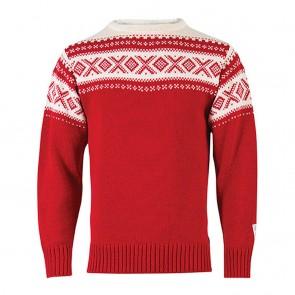 Dale of Norway Cortina 1956 Uni Sweater L raspberry / off white-20