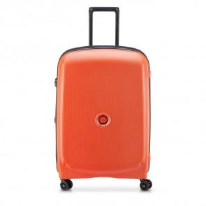 Delsey Belmont Plus 4 Double Wheels Expandable Trolley 71 CM Orange-20