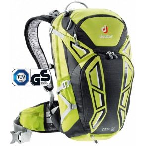 Deuter Attack Enduro 16 apple-black-20