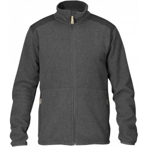 FjallRaven Sten Fleece M Dark Grey-20