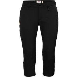FjallRaven Abisko Capri Trousers W Black-20