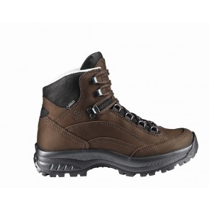 Hanwag Canyon Wide Lady GTX Brown – Erde-20