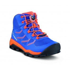 Scarpa Neutron Mid Kid waterproof deep blue/orange fluo-20