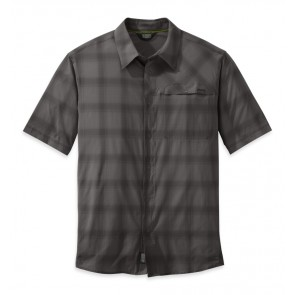 Outdoor Research Men's Astroman S/S Shirt pewter/charcoal-20