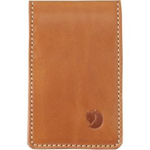 FjallRaven Övik Card Holder Large Leather Cognac-20