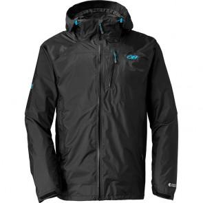 Outdoor Research Men´s Helium Hd Jacket Black/Hydro-20