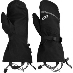 Outdoor Research MT Baker Modular Mitts 001-BLACK-20
