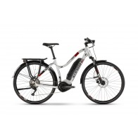 Haibike SDURO Trekking 2.0 Damen 500Wh 10G Deo. 20 HB YSTS silver/black/red-20