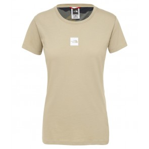 The North Face Women's Fine T-Shirt TWILL BEIGE-20