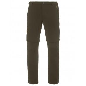 VAUDE Men's Farley Stretch T-Zip Pants II tarn-20