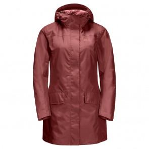 Jack Wolfskin Cape York Coat W auburn-20