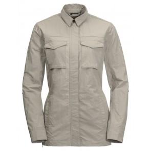 Jack Wolfskin Lakeside Fieldjacket W dusty grey-20