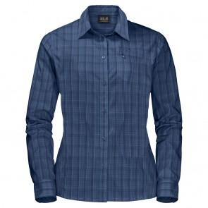 Jack Wolfskin Centaura Flex Shirt W porcelain blue-20