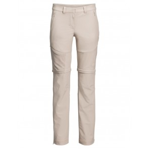 Jack Wolfskin Activate Zip Away Pants W light beige-20
