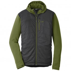 Outdoor Research OR Men's Deviator Hoody seaweed/storm-20