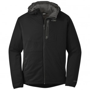 Outdoor Research Men's Ascendant Hoody black/pewter-20