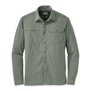 Outdoor Research OR Men's Baja L/S Sun Shirt sage green-20