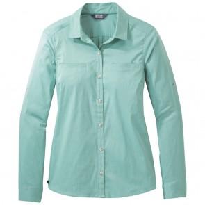 Outdoor Research Women's Rumi Long Sleeve Shirt tahiti-20