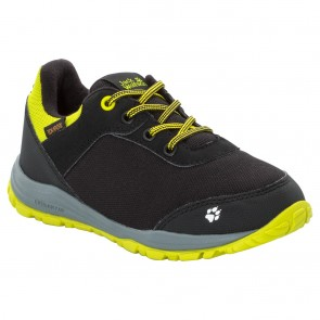 Jack Wolfskin Kiwi Texapore Low K black / lime-20