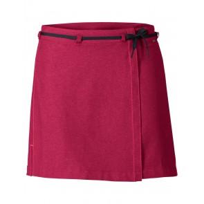 VAUDE Women's Tremalzo Skirt II crimson red-20
