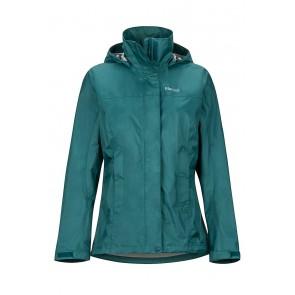 Marmot Women's PreCip Eco Jacket Deep Teal-20