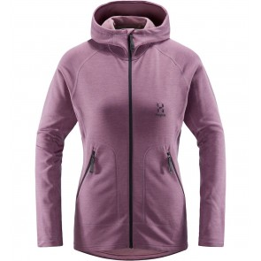 Haglofs Heron Hood Women S Purple milk -20