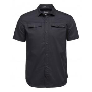 Black Diamond M Ss Benchmark Shirt Black-20