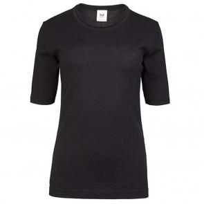 Dale of Norway Stjerne Fem T-shirt Black / dark charcoal-20