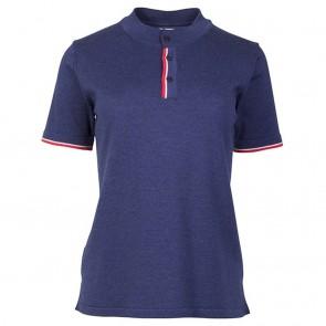 Dale of Norway Fredrikke feminine T-shirt Navy / Raspberry / off white-20