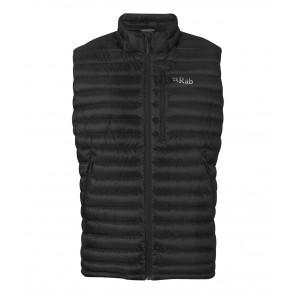 Rab Microlight Vest Black / Shark-20
