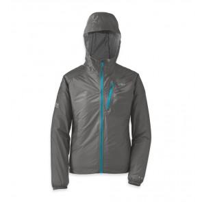 Outdoor Research Women's Helium II Jacket pewter/rio-20