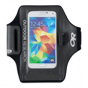 Outdoor Research SensDry Pocket Armband charcoal-20