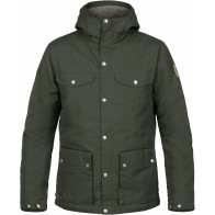 FjallRaven Greenland Winter Jacket M Deep Forest-20