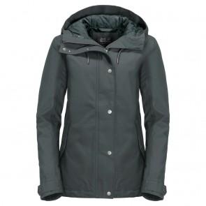 Jack Wolfskin Mora Jacket greenish grey-20