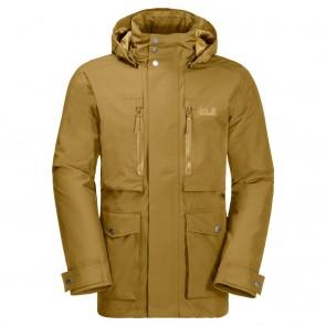 Jack Wolfskin Bridgeport Bay Jacket golden amber-20
