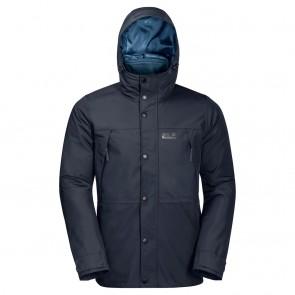 Jack Wolfskin West Harbour Jacket night blue-20