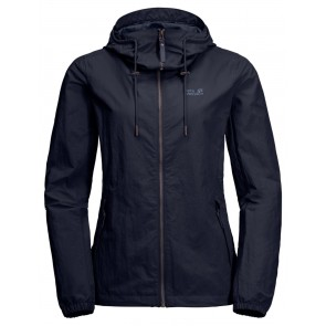Jack Wolfskin Lakeside Jacket W midnight blue-20