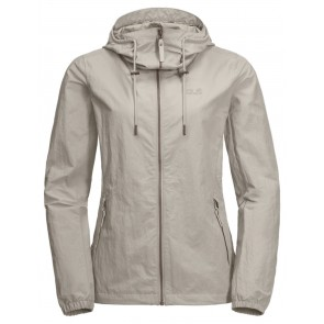 Jack Wolfskin Lakeside Jacket W dusty grey-20