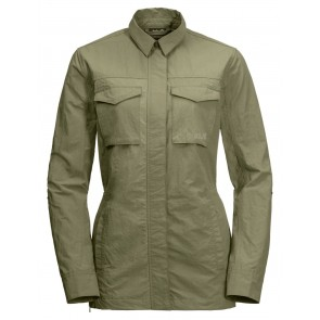 Jack Wolfskin Lakeside Fieldjacket W khaki-20