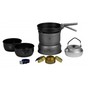 Trangia Storm Cooker 27-6 HA small all Non-stick with Kettel-20