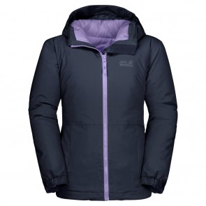 Jack Wolfskin Argon Storm Jacket Kids midnight blue-20