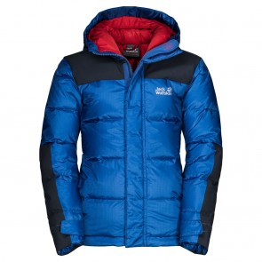 Jack Wolfskin Mount Cook Jacket Kids coastal blue-20