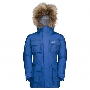 Jack Wolfskin Ice Explorer Jacket Kids coastal blue-20