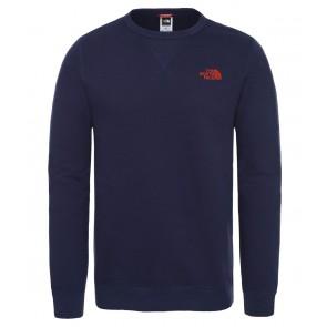The North Face Men's Street Fleece Pullover MONTAGUE BLUE-20